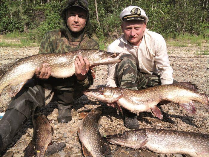 туры в рыбалку полуночь  свердловской области