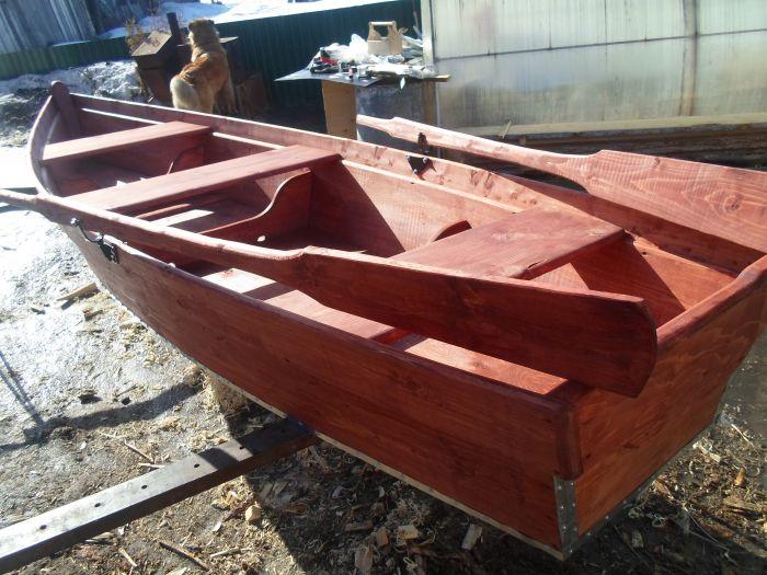 лодка деревянная купить в тамбове